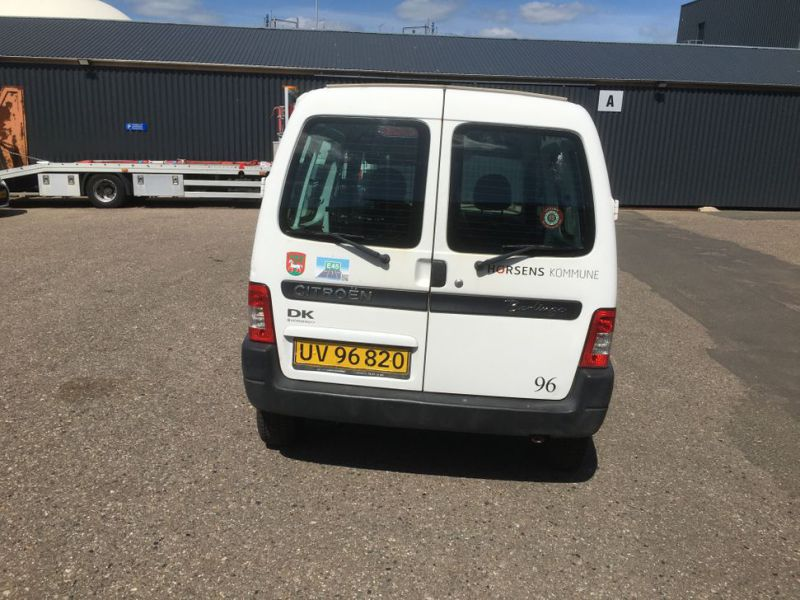 Citroen Berlingo 2,0 HDI Van - 5