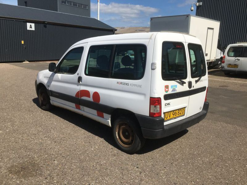 Citroen Berlingo 2,0 HDI Van - 6