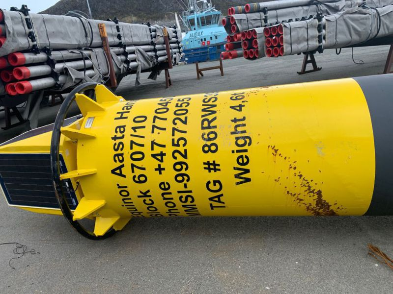 Værbøye / Meteorological Buoy  - 5