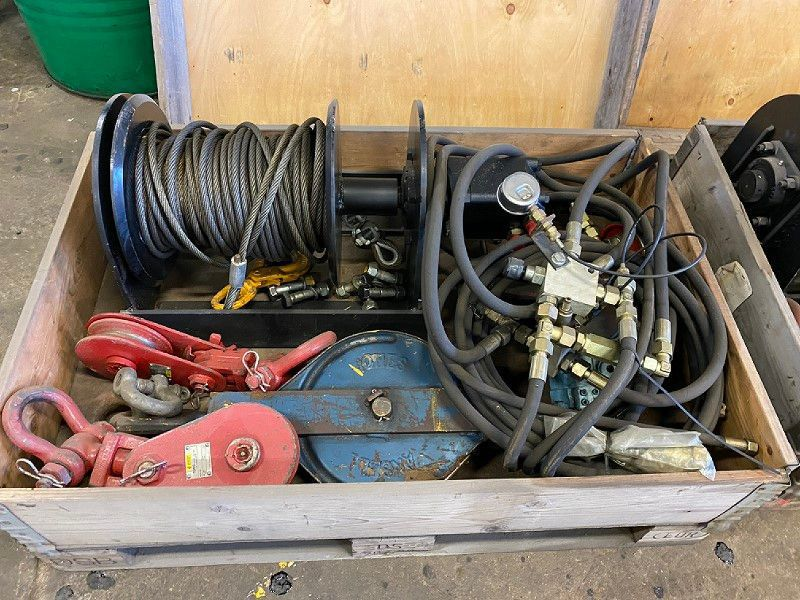 Hydraulisk Vajerspel/Hydraulic Cable Game - 1