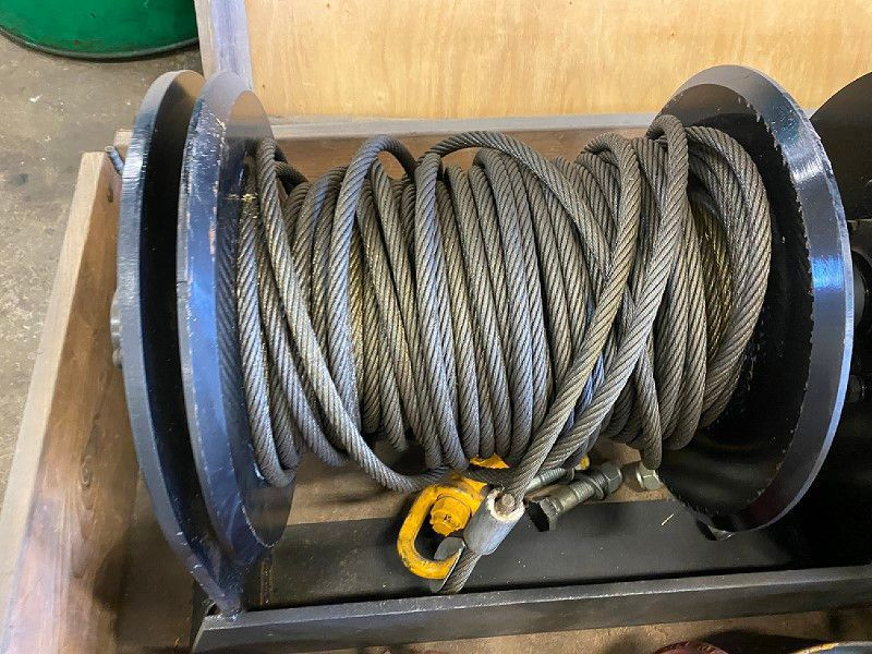 Hydraulisk Vajerspel/Hydraulic Cable Game - 2