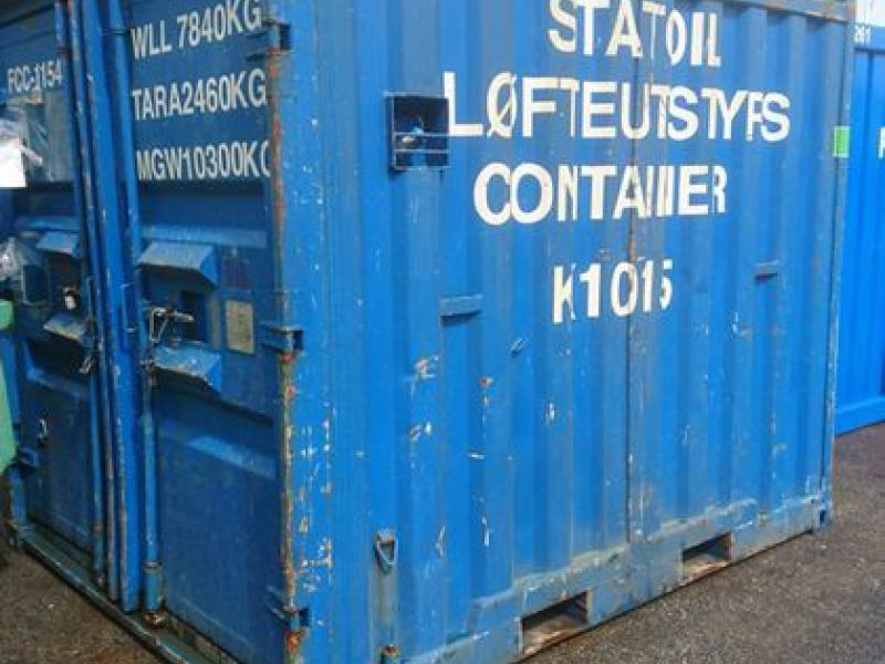 10 fot container / 10 feet container - 0
