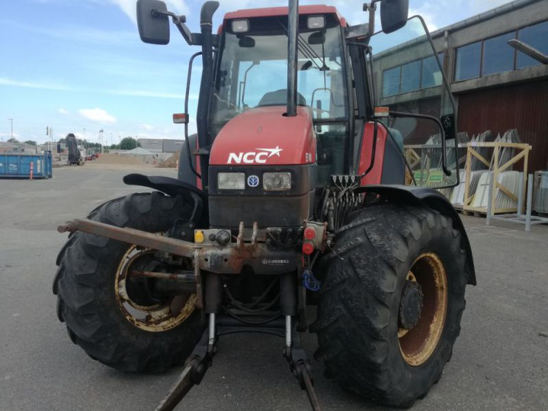 NEW HOLLAND TS 100 4 WD Traktor / Tractor - 3