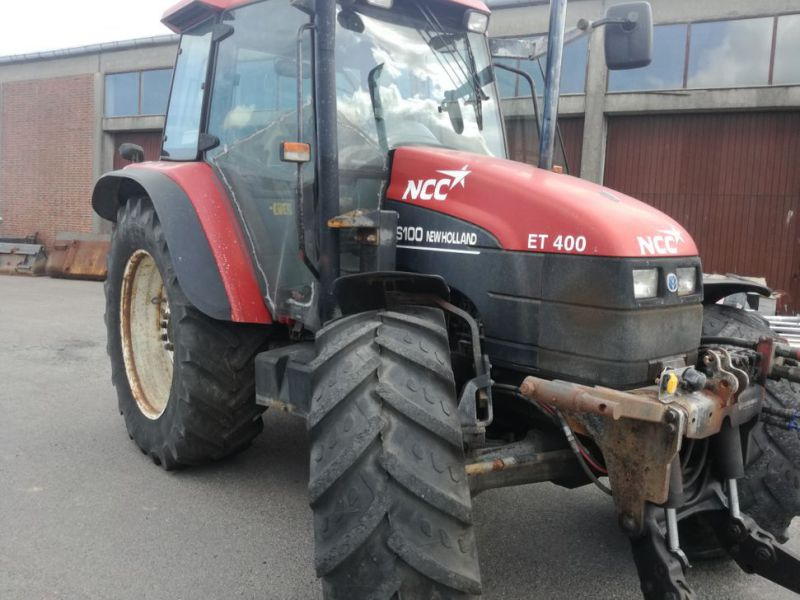 NEW HOLLAND TS 100 4 WD Traktor / Tractor - 4