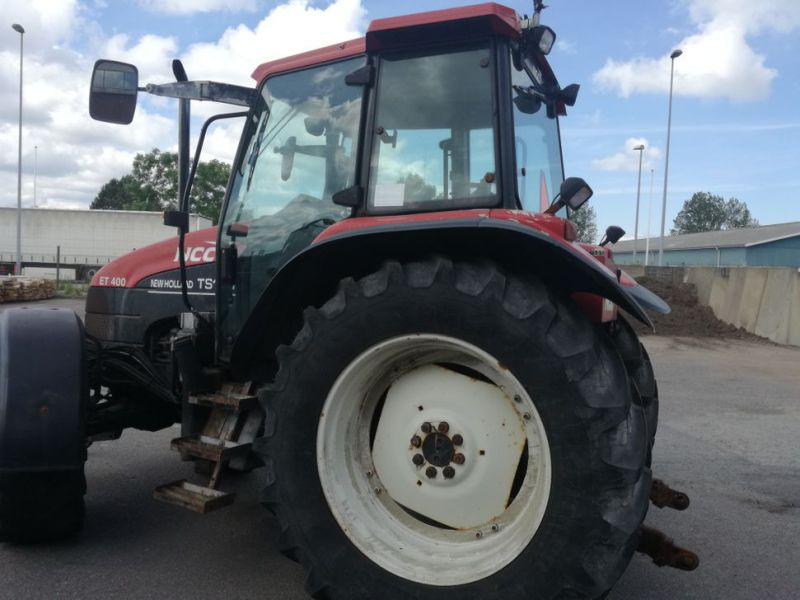 NEW HOLLAND TS 100 4 WD Traktor / Tractor - 8