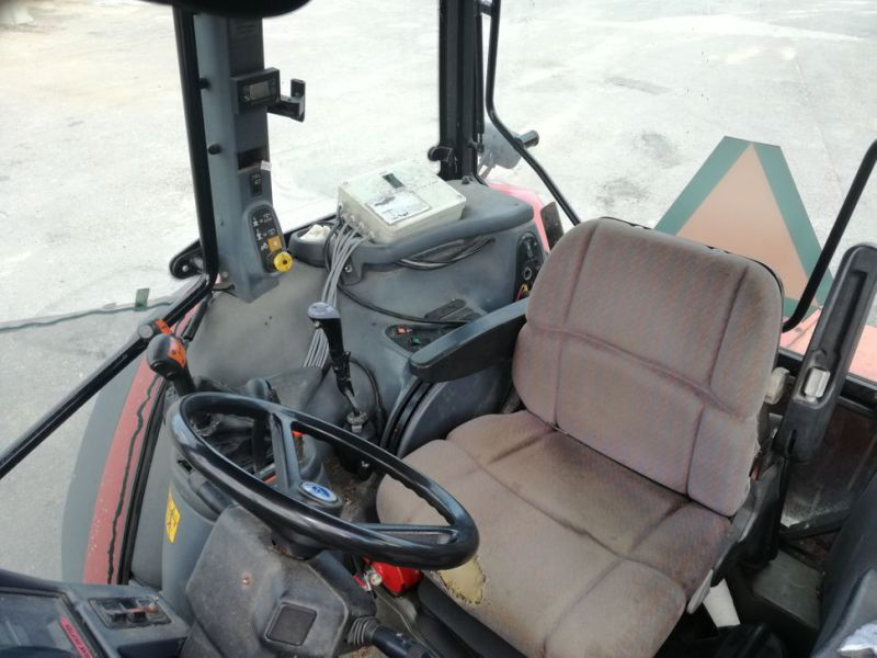 NEW HOLLAND TS 100 4 WD Traktor / Tractor - 23