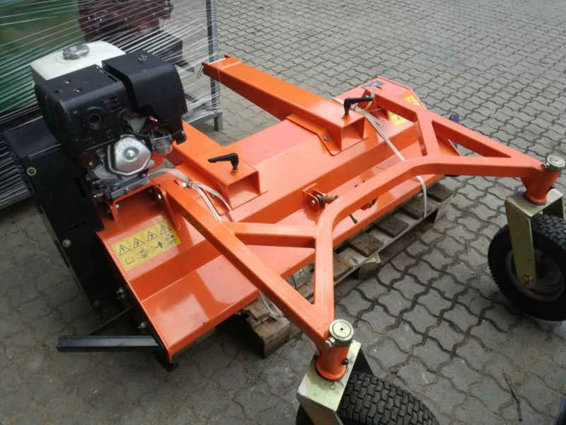Slagleklipper 150 cm til læssermaskine /  Mower for loader - 0