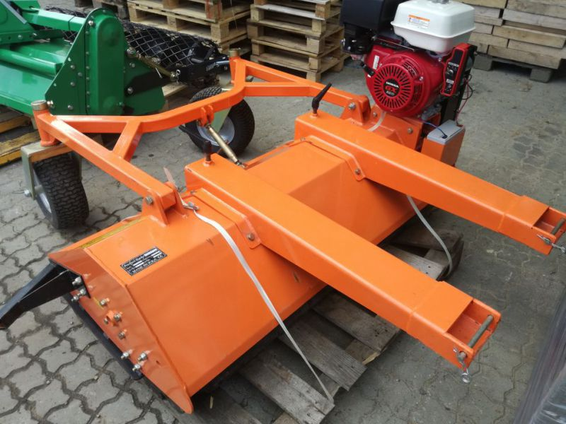 Slagleklipper 150 cm til læssermaskine /  Mower for loader - 1
