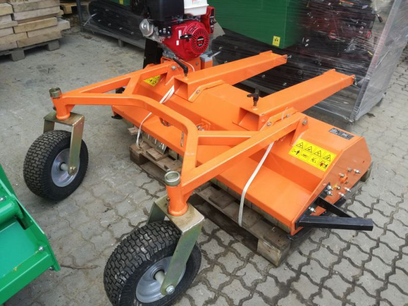 Slagleklipper 150 cm til læssermaskine /  Mower for loader - 2
