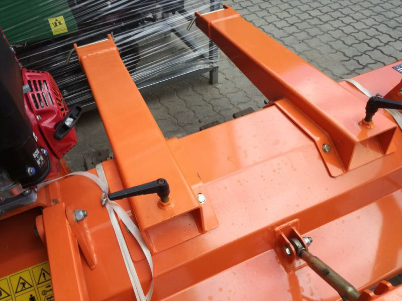 Slagleklipper 150 cm til læssermaskine /  Mower for loader - 5