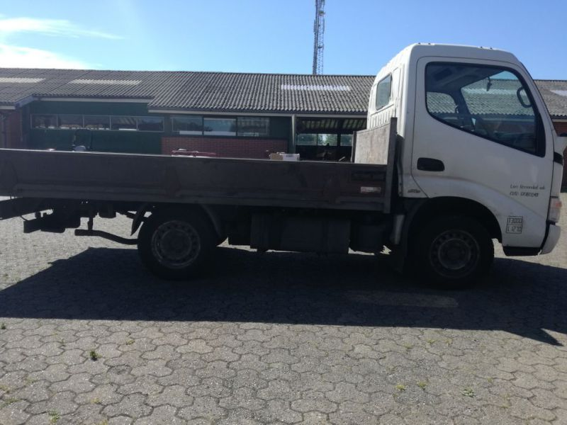 Toyota Dyna 2,5 L med Lad / Truck - 3