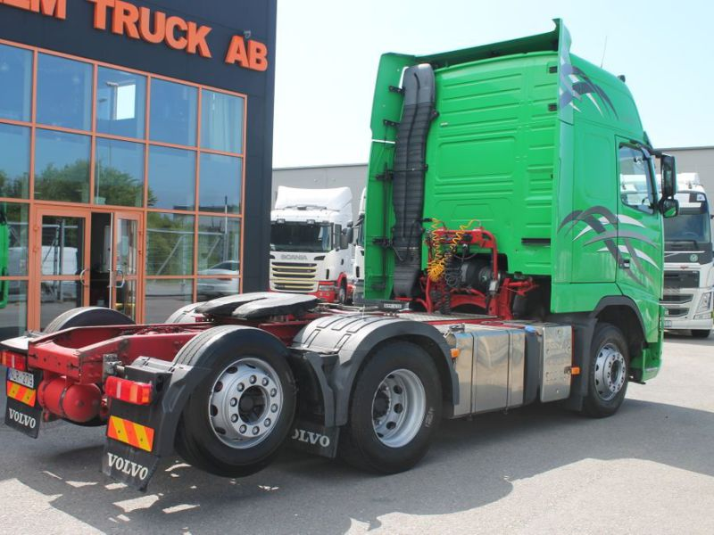 VOLVO FH 6*2 - 2