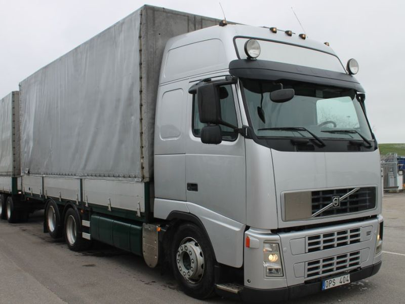 VOLVO FH-480 6*2 - 0