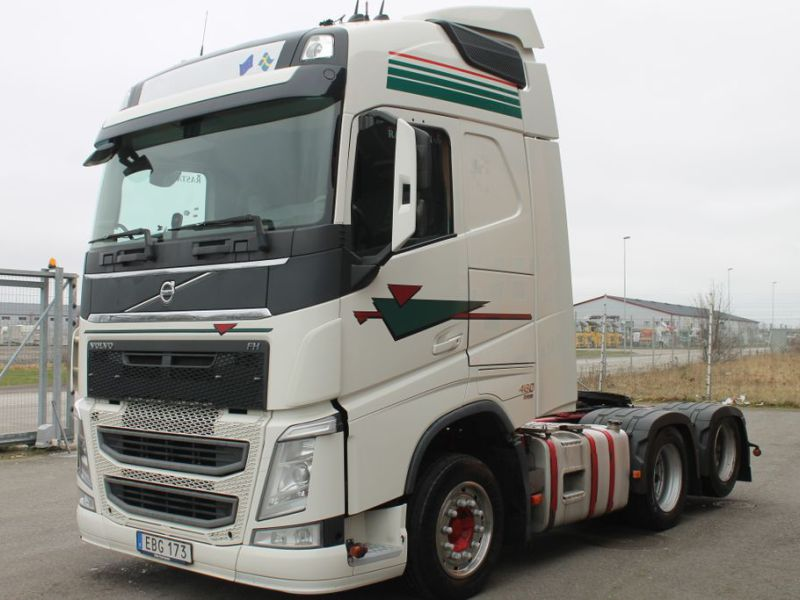VOLVO FH 6*2 - 0