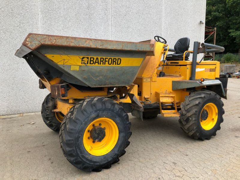 Barford SRX6000 Dumper / Wheel dumper - 0