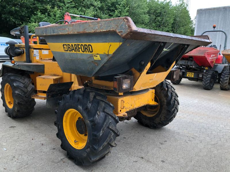 Barford SRX6000 Dumper / Wheel dumper - 4