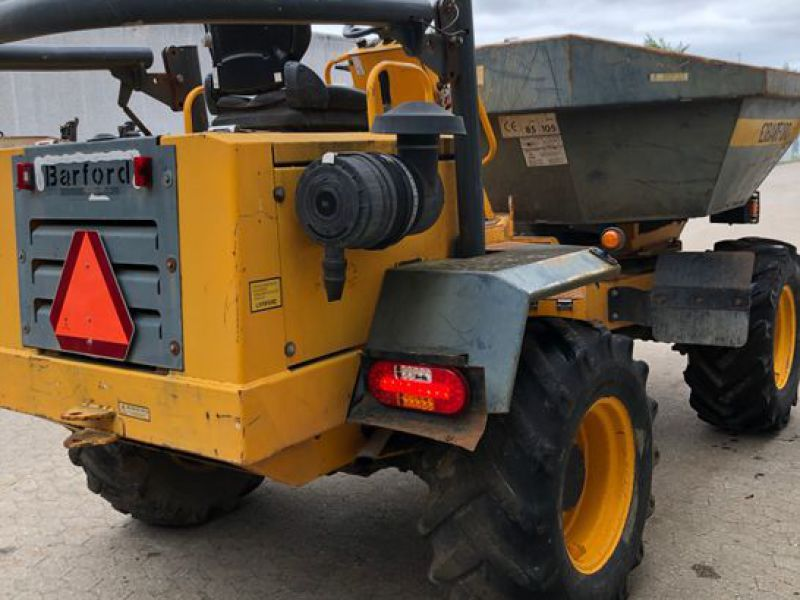 Barford SRX6000 Dumper / Wheel dumper - 10