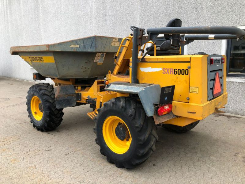 Barford SRX6000 Dumper / Wheel dumper - 12