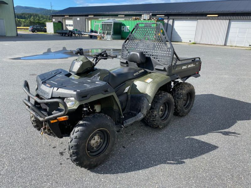 Polaris Sportsman 800 6x6, 2013-mod. Rep.obj. - 0