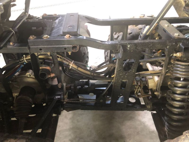 Polaris Sportsman 800 6x6, 2013-mod. Rep.obj. - 2