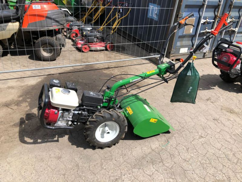 Goldoni Herbie HB50CS Redskabsbære med fræser / Tool carrier with tiller - 0
