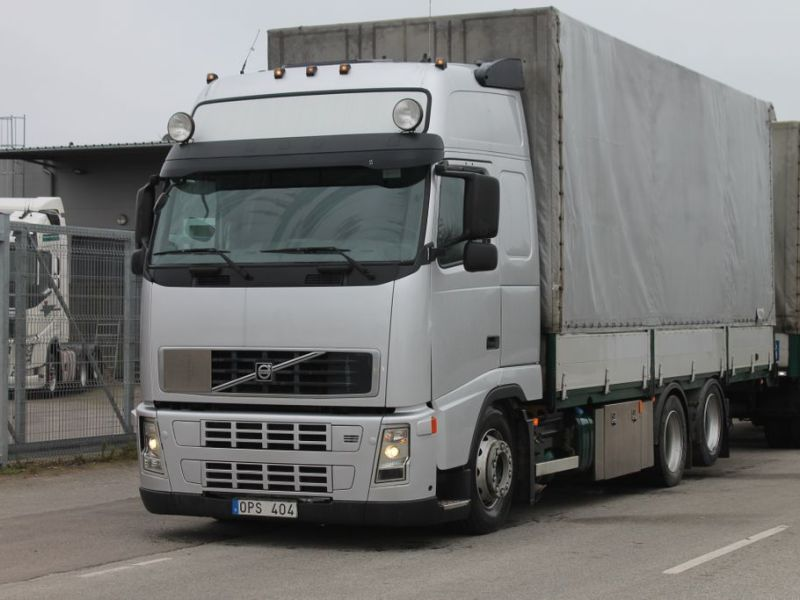 VOLVO FH-480 6*2 - 1