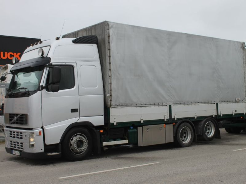 VOLVO FH-480 6*2 - 2