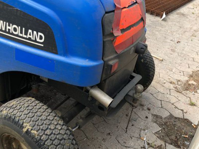 New Holland mc35 4WD Automatic redskabsbærer / Tool Carrier - 2