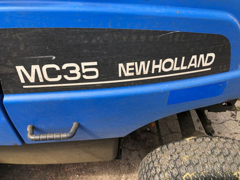 New Holland mc35 4WD Automatic redskabsbærer / Tool Carrier - 5