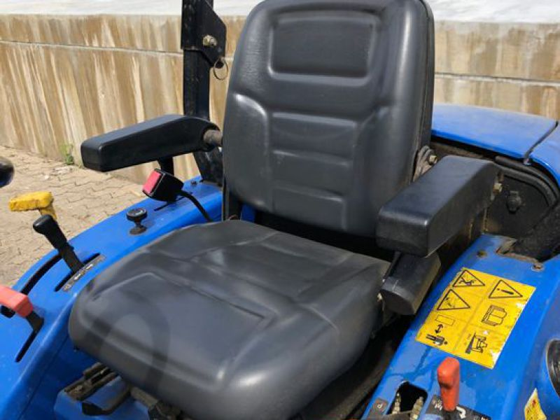 New Holland mc35 4WD Automatic redskabsbærer / Tool Carrier - 8