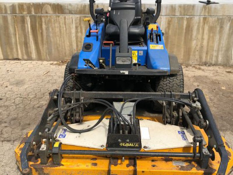 New Holland mc35 4WD Automatic redskabsbærer / Tool Carrier - 12