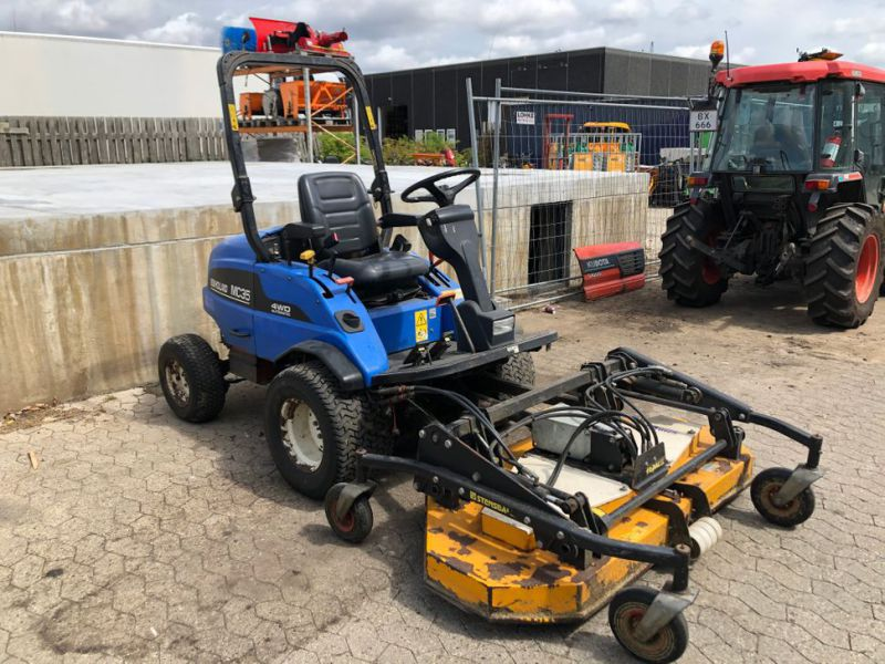 New Holland mc35 4WD Automatic redskabsbærer / Tool Carrier - 13