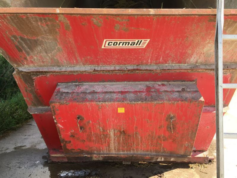 Cormall MLTX30 stationær Fuldfoderblander /  Stationary feed mixer - 15