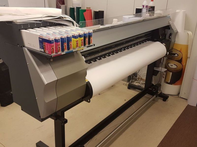 Mimaki JV33 - printer av storformat - 0