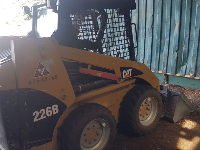2004 BOBCAT CAT226B TURBO - 3