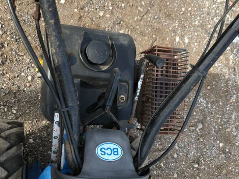 BCS MF630 med klipper  / Tool carrier with cutter - 8