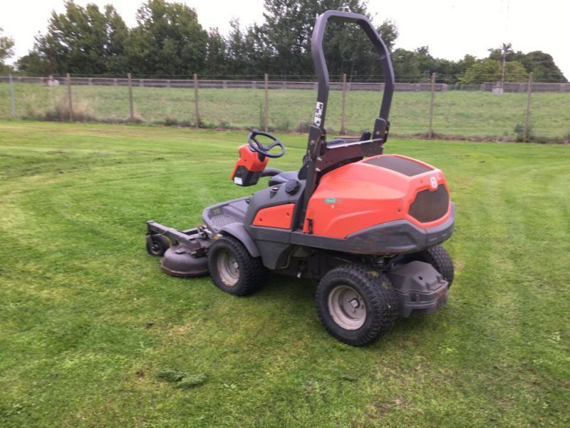 Husqvarna P525 klipper / Mower - 6