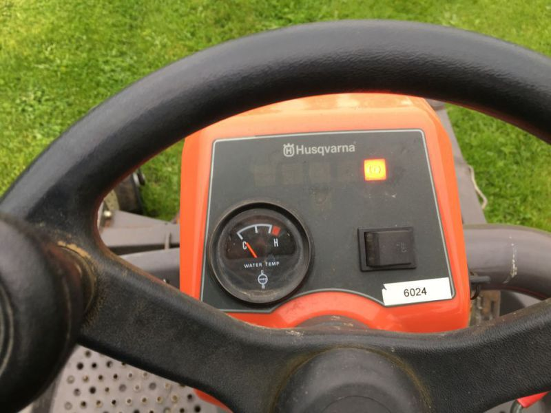 Husqvarna P525 klipper / Mower - 14