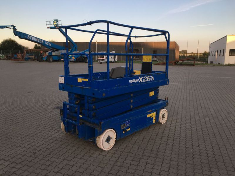 UpRight X26N sakselift / Scissor lift - 0