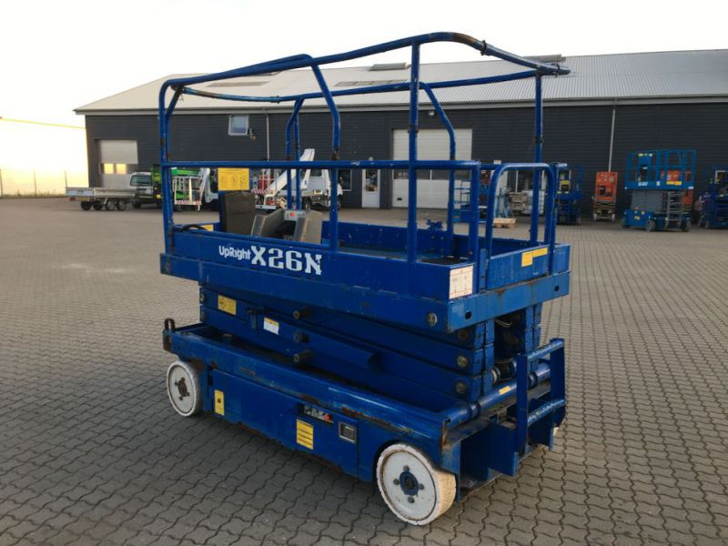 UpRight X26N sakselift / Scissor lift - 2