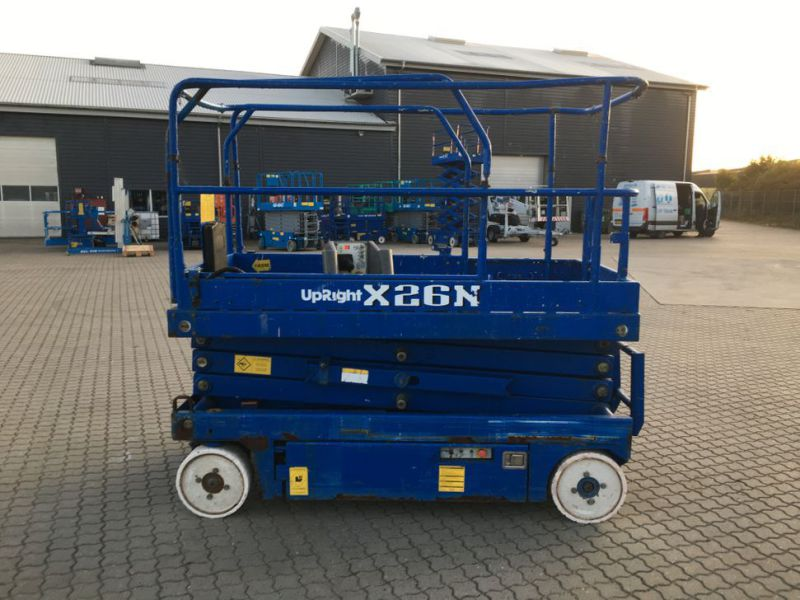 UpRight X26N sakselift / Scissor lift - 3