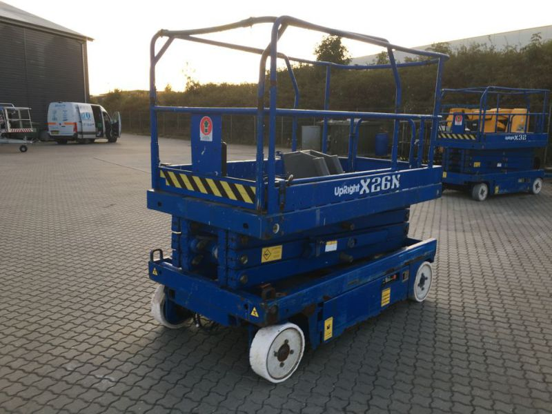 UpRight X26N sakselift / Scissor lift - 4