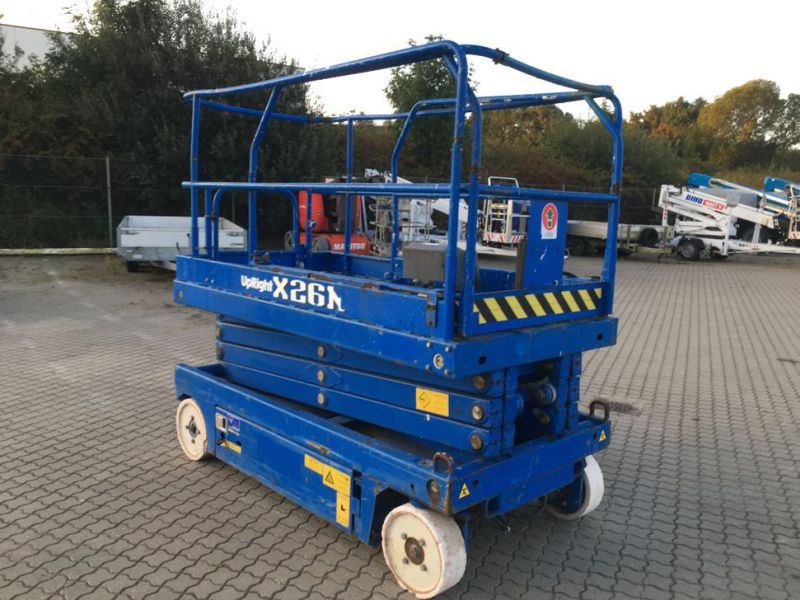 UpRight X26N sakselift / Scissor lift - 6