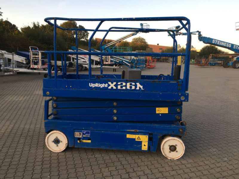 UpRight X26N sakselift / Scissor lift - 7
