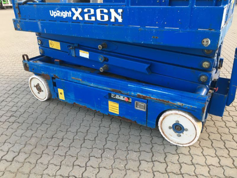 UpRight X26N sakselift / Scissor lift - 12