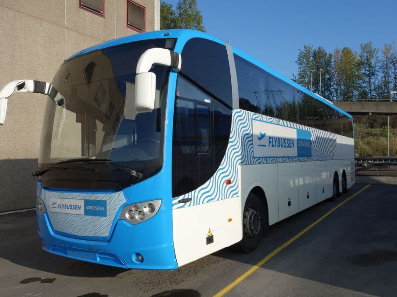 2013-MOD SCANIA OMNIEXPRESS / ENGINE DAMAGE / REP.OBJEKT / - 1