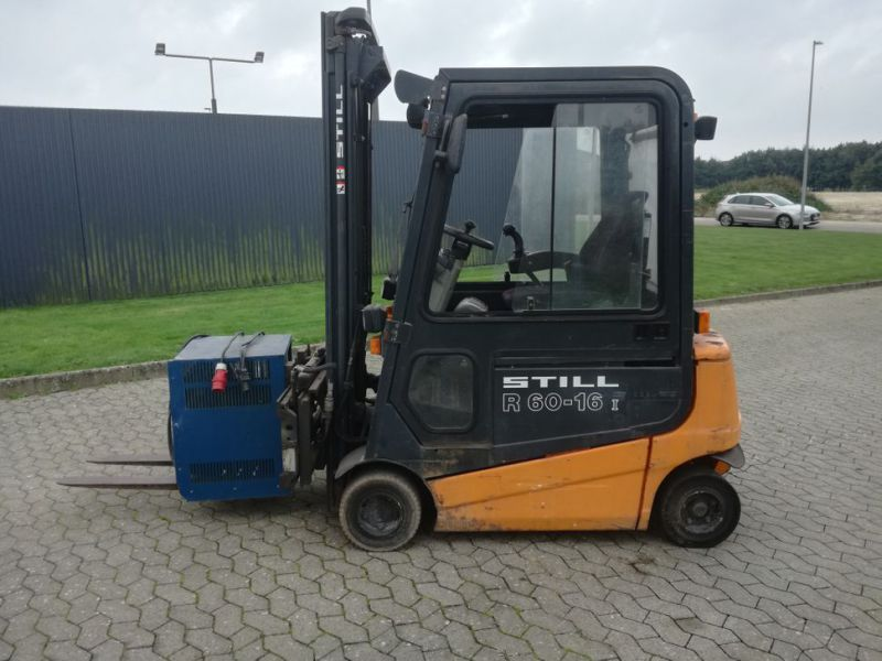 Still R60-16I El Trucks / Forklifts - 1