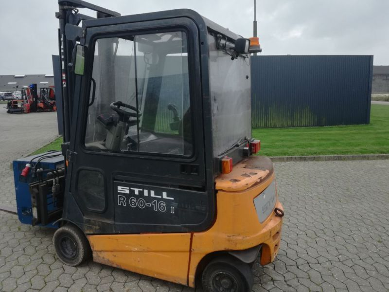 Still R60-16I El Trucks / Forklifts - 2