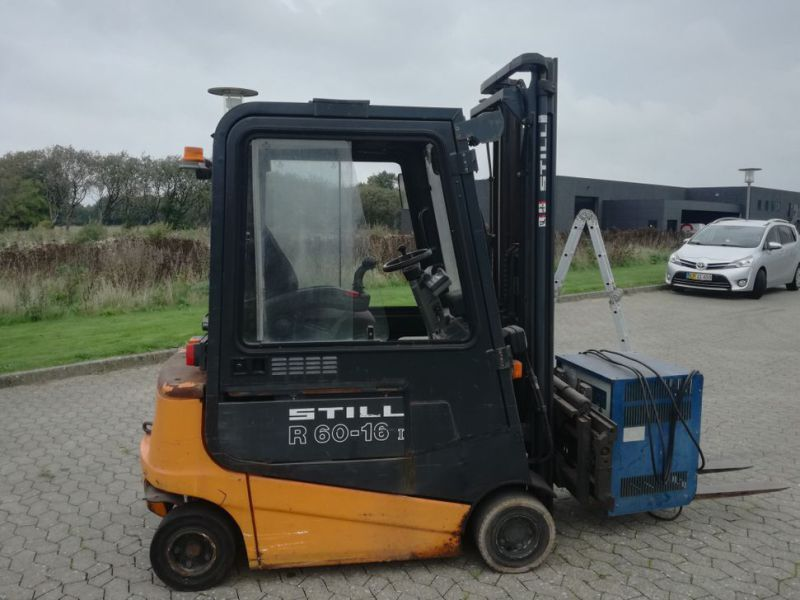 Still R60-16I El Trucks / Forklifts - 5