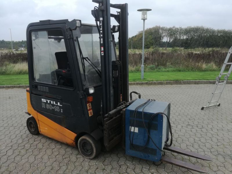 Still R60-16I El Trucks / Forklifts - 6